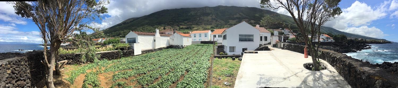 Pico Island, Azores in Portugal