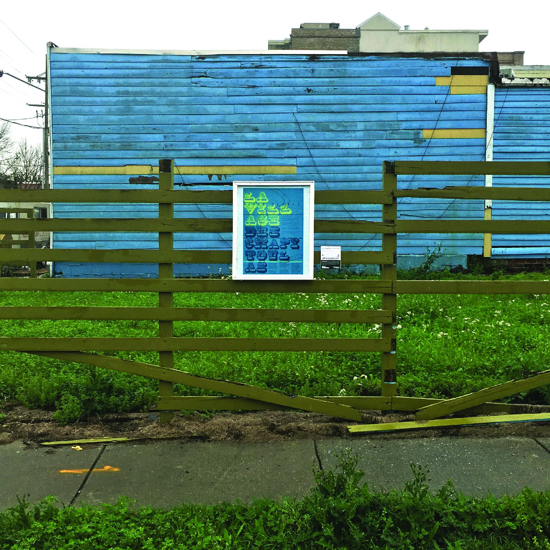 La Village des Chapitoulas, 424 Josephine St.   Click here to view this poster online