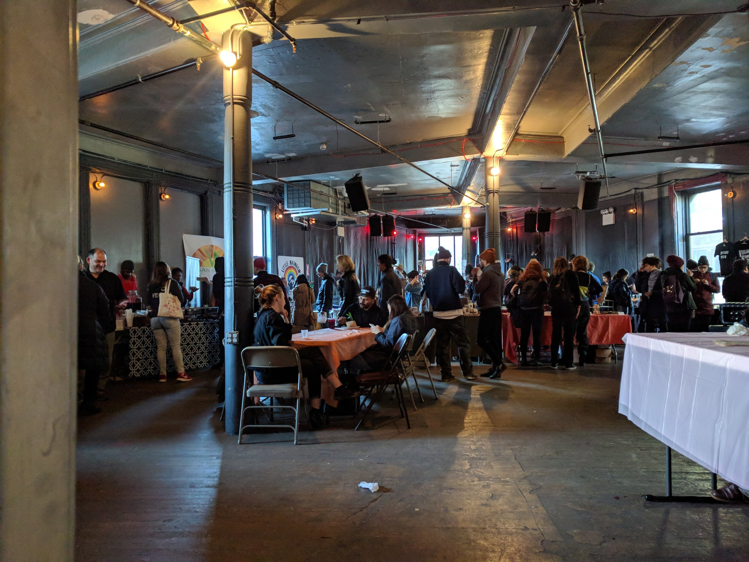 Pop-in: the curious VGNMARKET experience in Bushwick