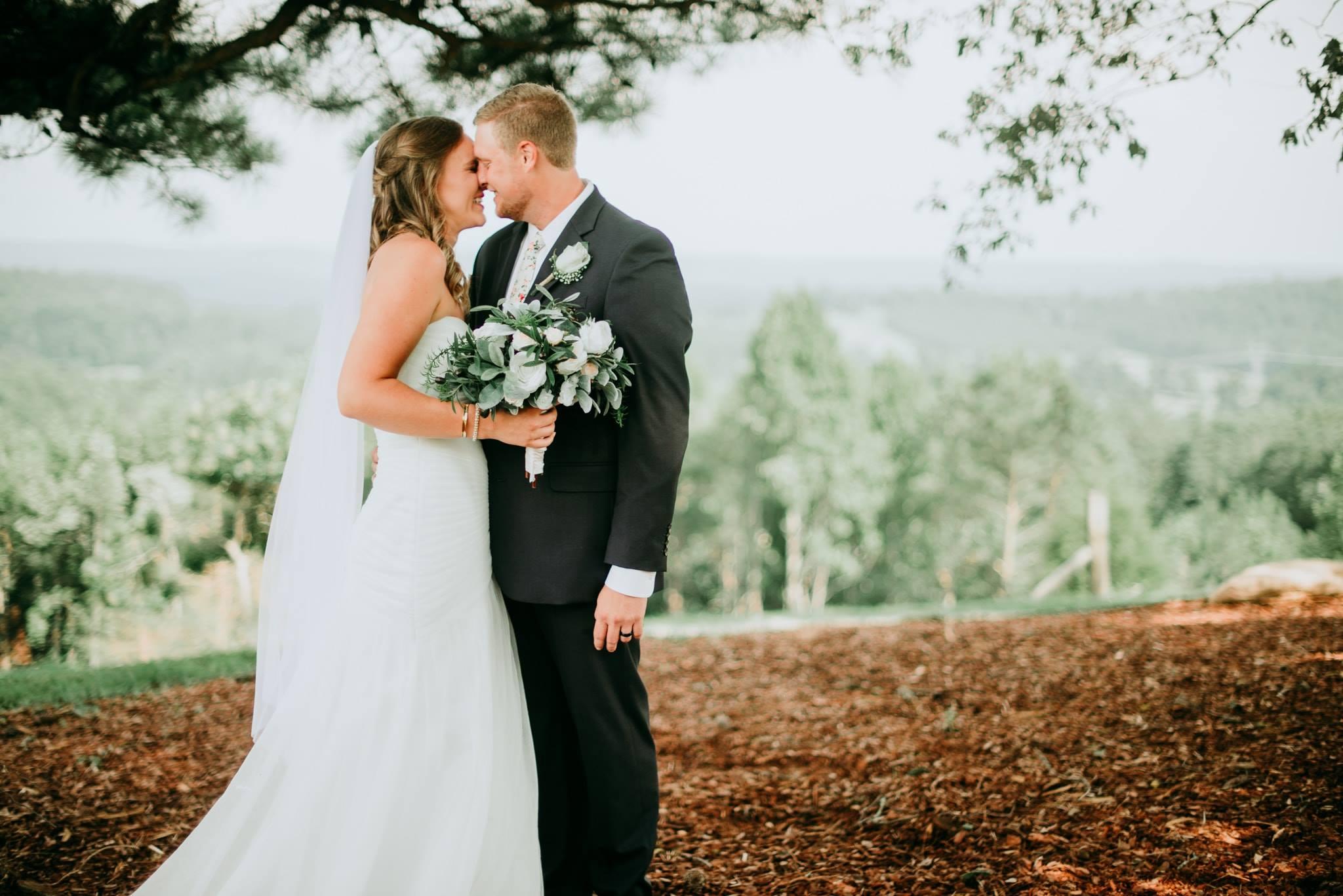 Alexis & Spencer Smith - July 14, 2018Shaundra Olson Photography
