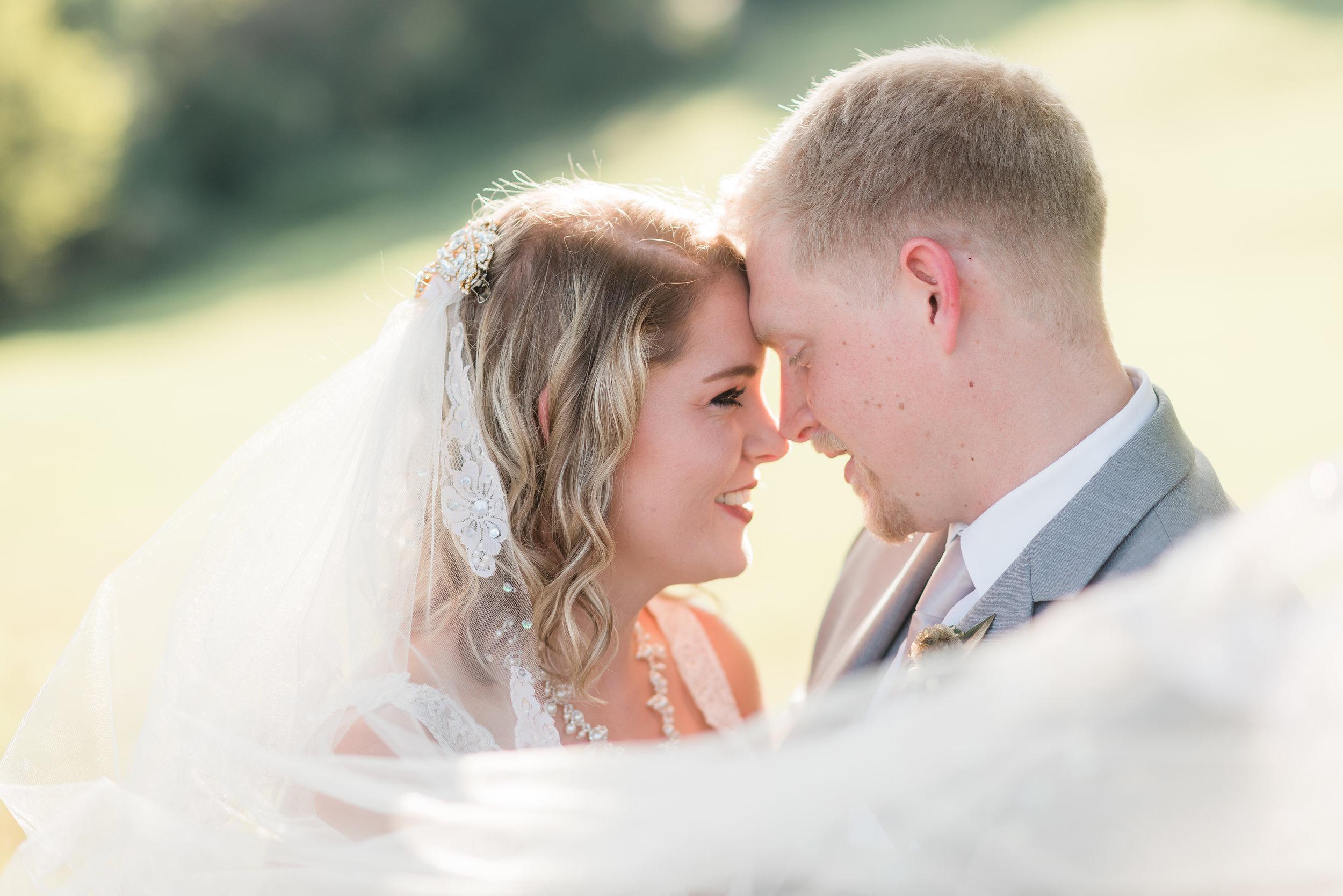 Rachel & Matthew Denton - September 29, 2018Sarah Larae Photography