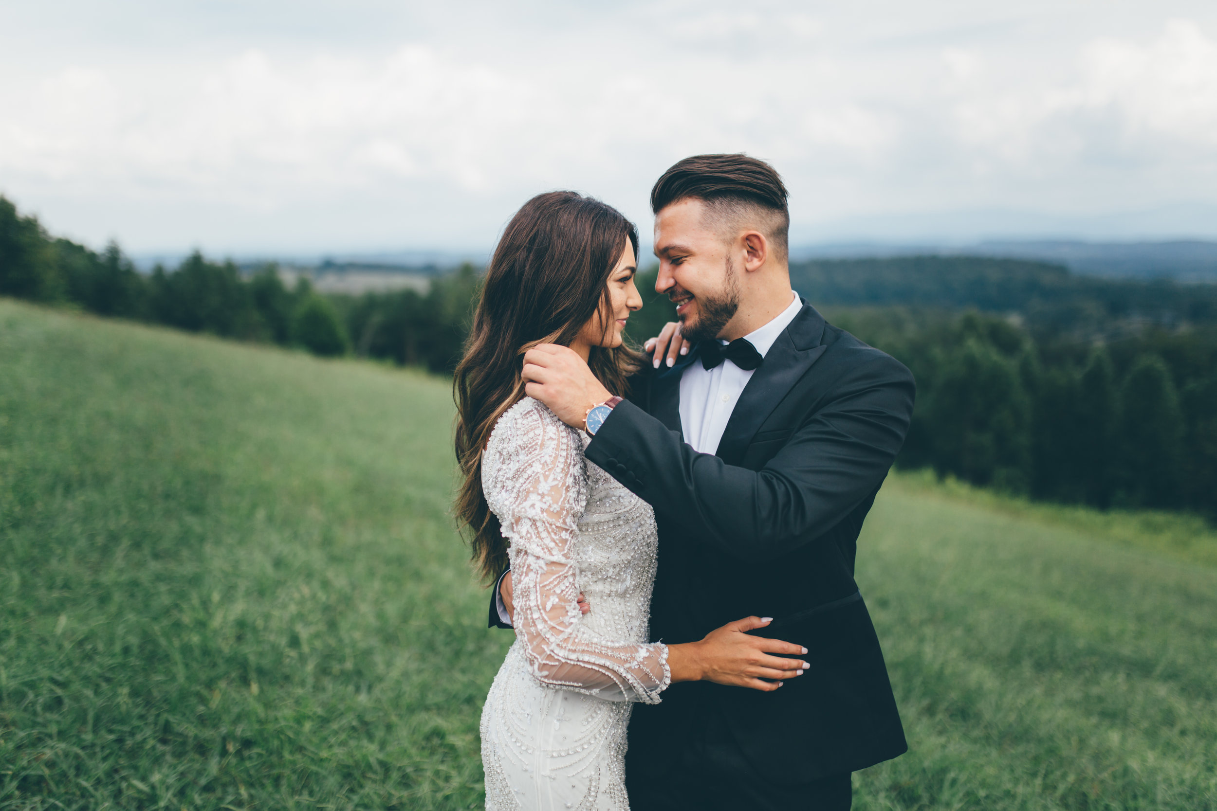 Liza & Dan Galay - September 8, 2018Amber Phinisee Photography