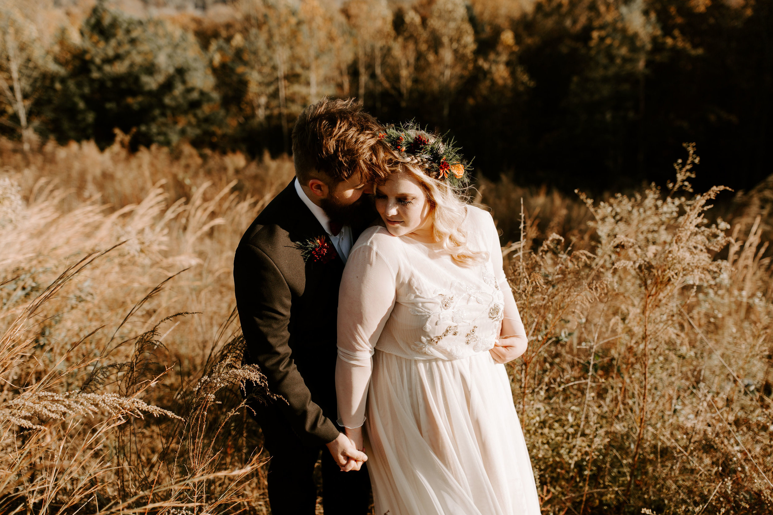 Shaye & Michaela Halcomb - November 10, 2018Allie Chambers Photography