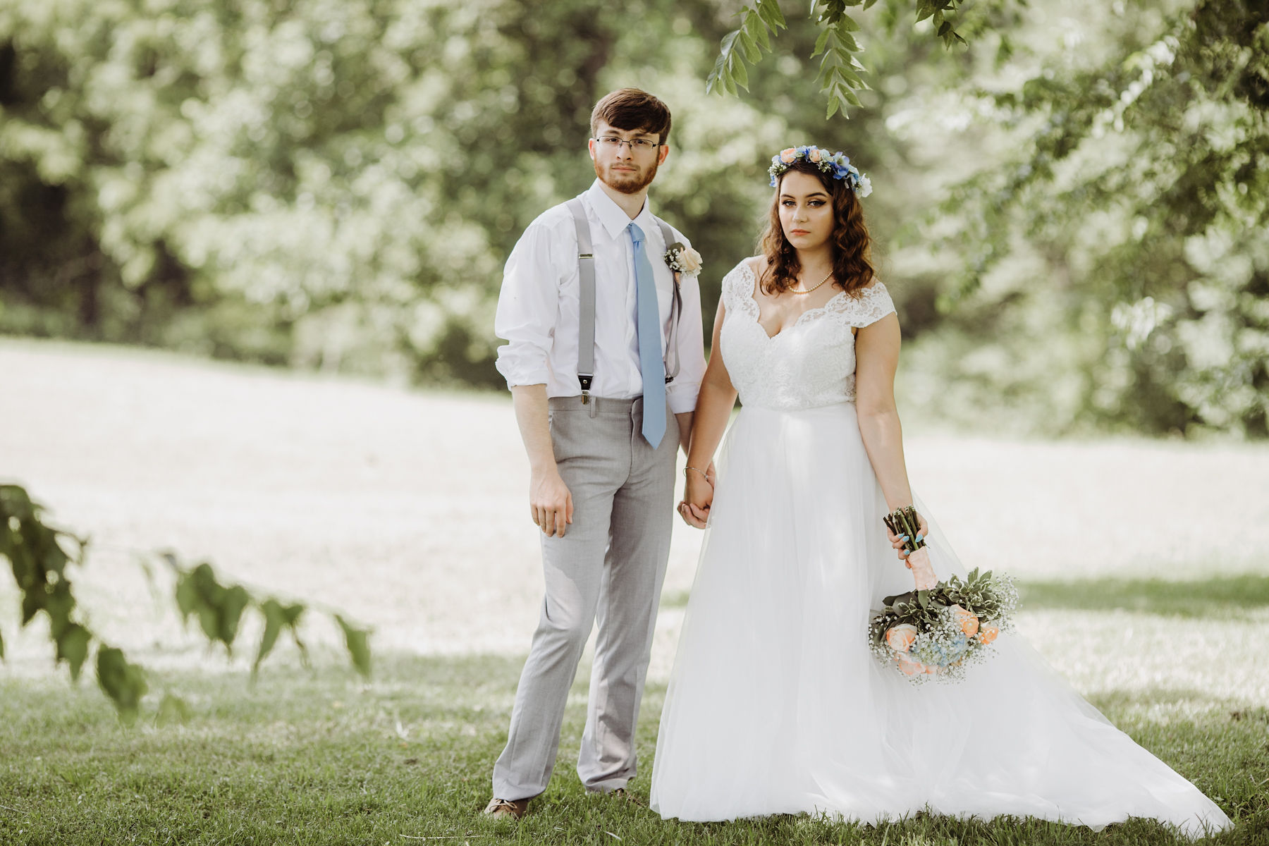 Callie & Todd Prather - July 11, 2018Limitless Portrait Co.