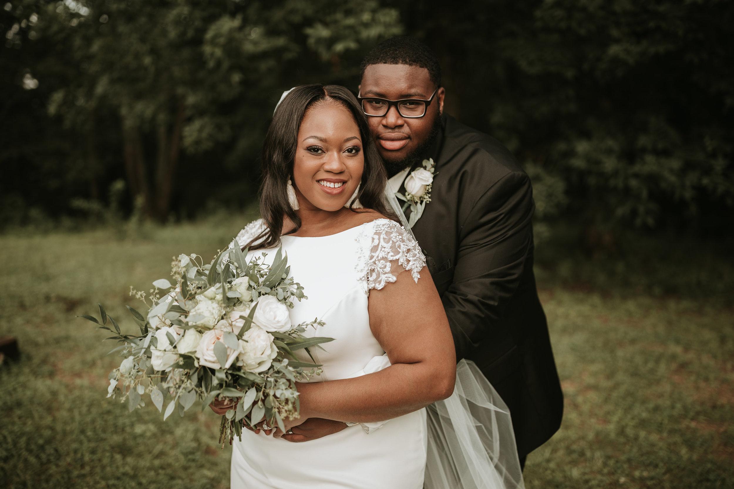 Catilyn & Sherman Howze - June 30, 2018Savanna Kaye Photography