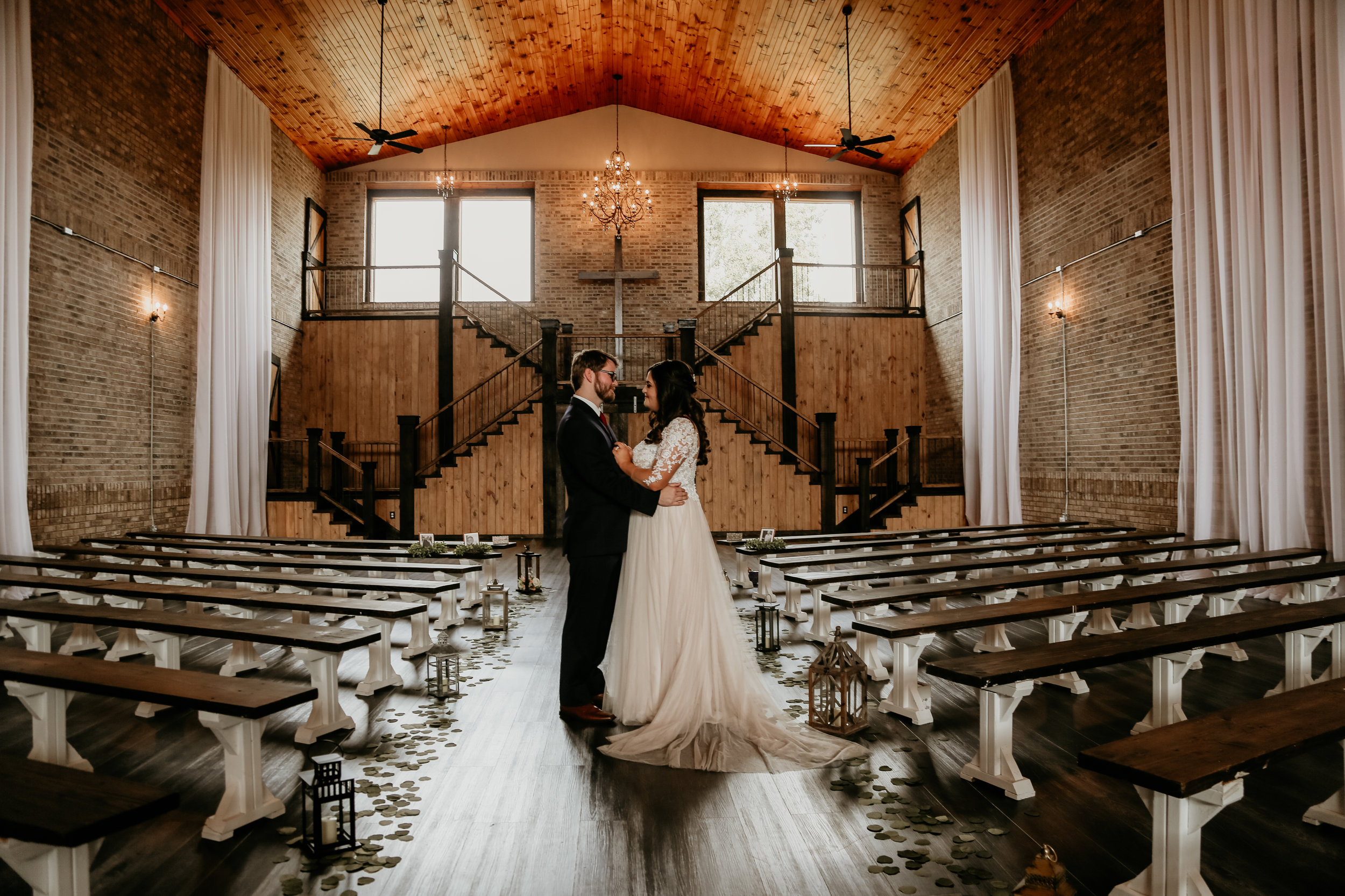 Kelley & Cody Ridley - October 27, 2018Rebecca Marie Photography
