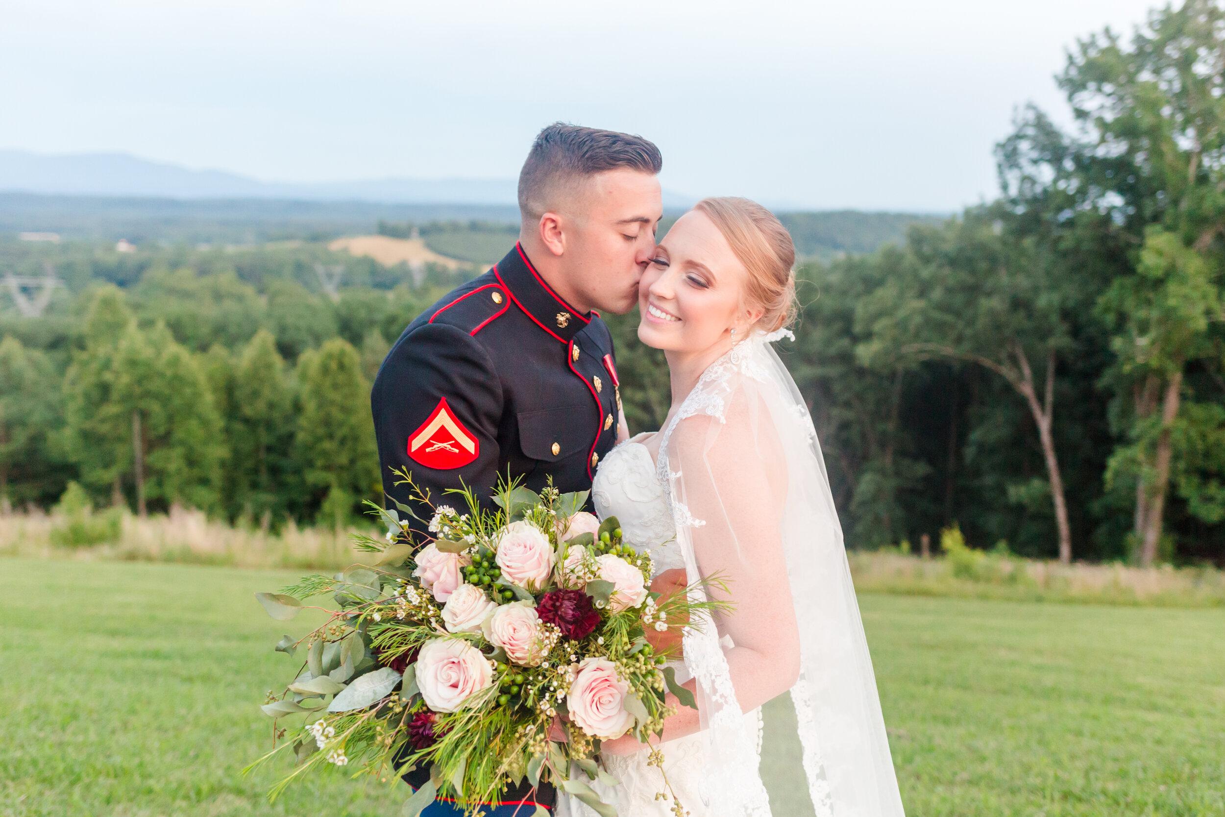 Ella & Will Vineyard - June 13, 2019Ivy Breanne Photography
