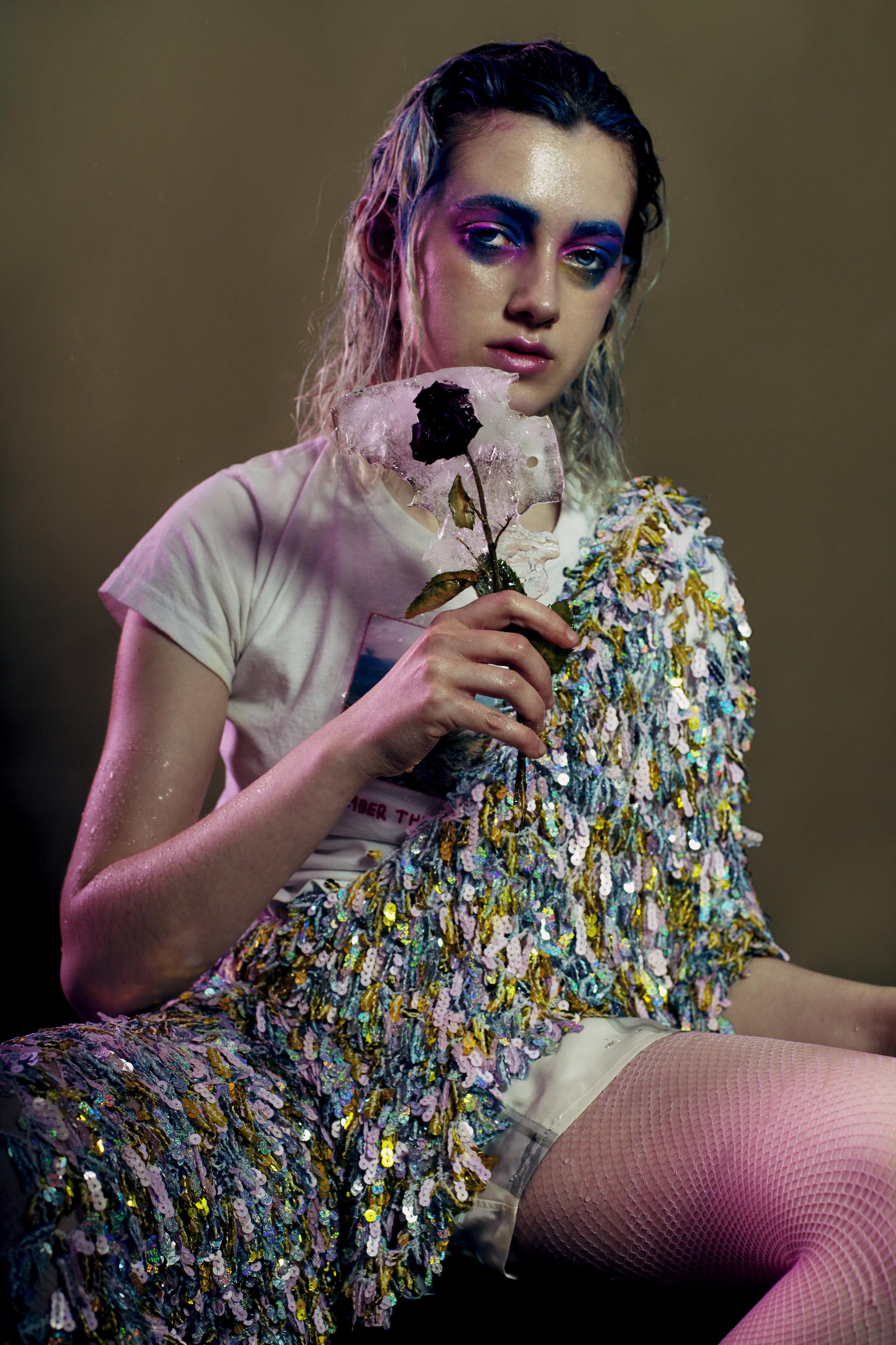 Glacier Girl for Vivienne Westwood