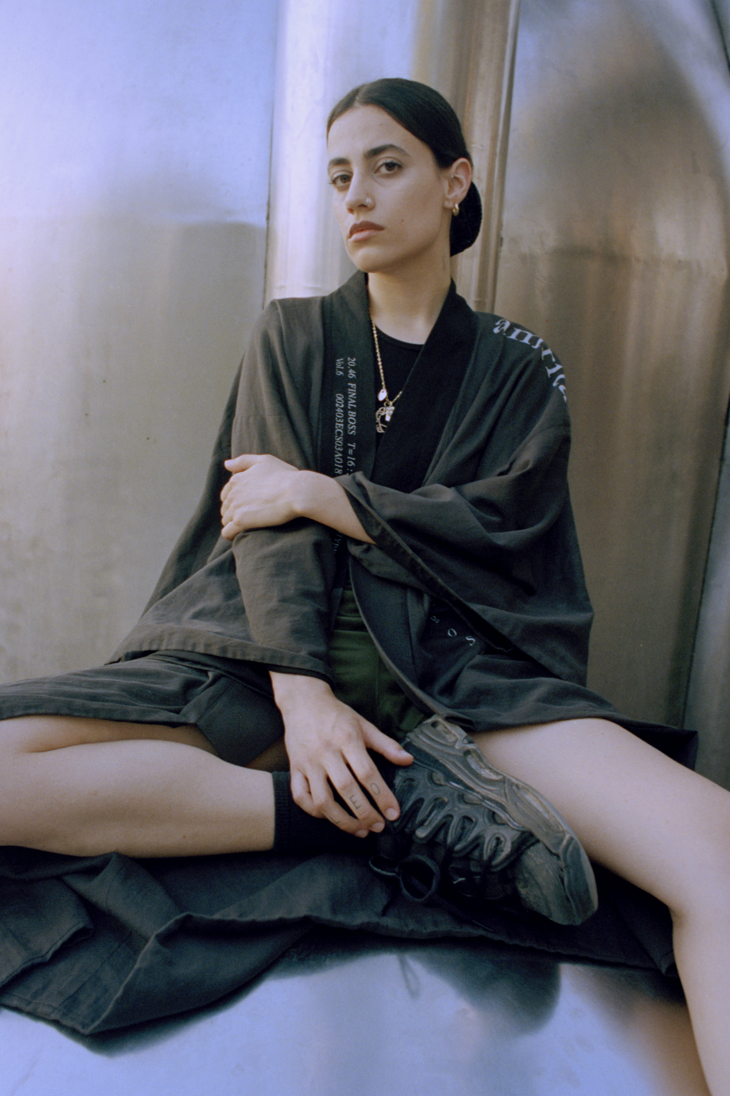 Cou Cou Chloe for i-D