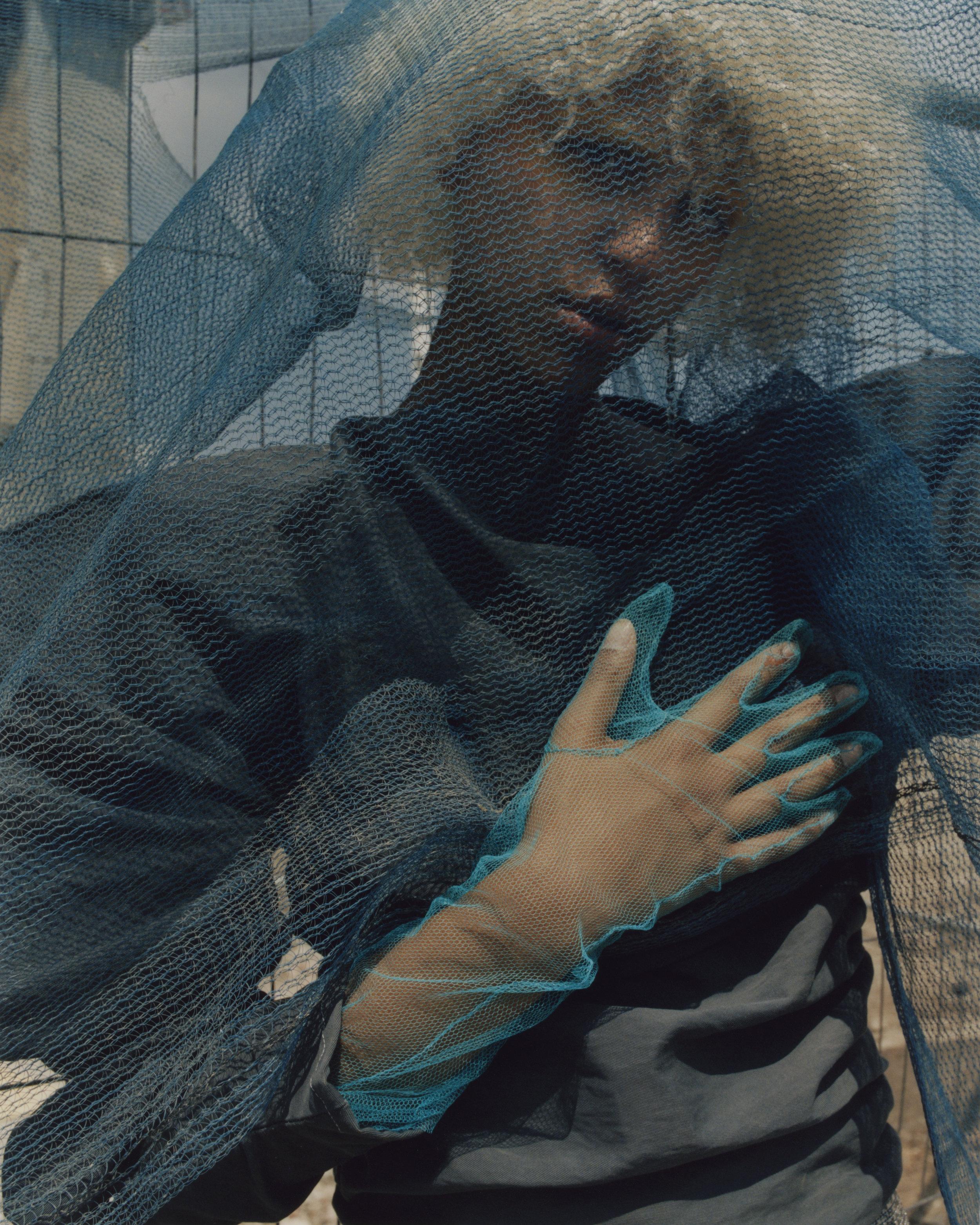 Nejilka for Glamcult Magazine