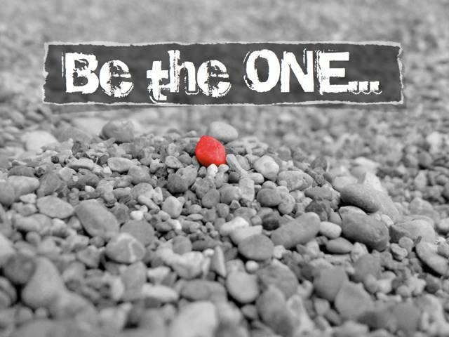 Be the One.jpeg