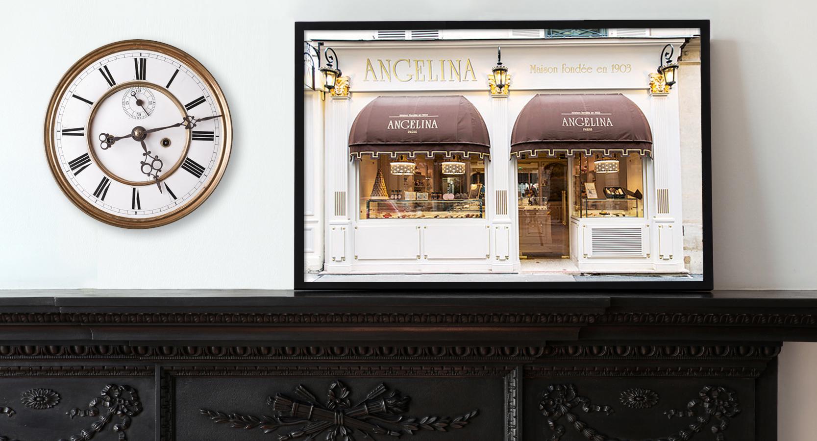 Angelina Patisserie, Paris Pastry Shop