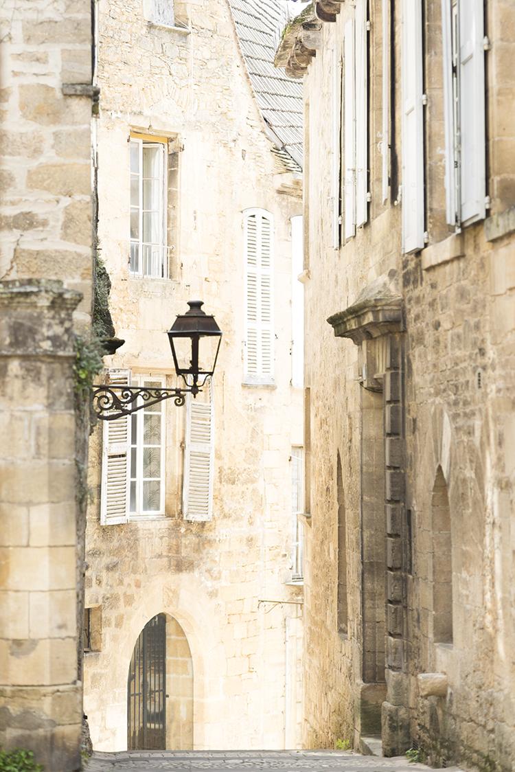 Street in Sarlat-le-Canéda
