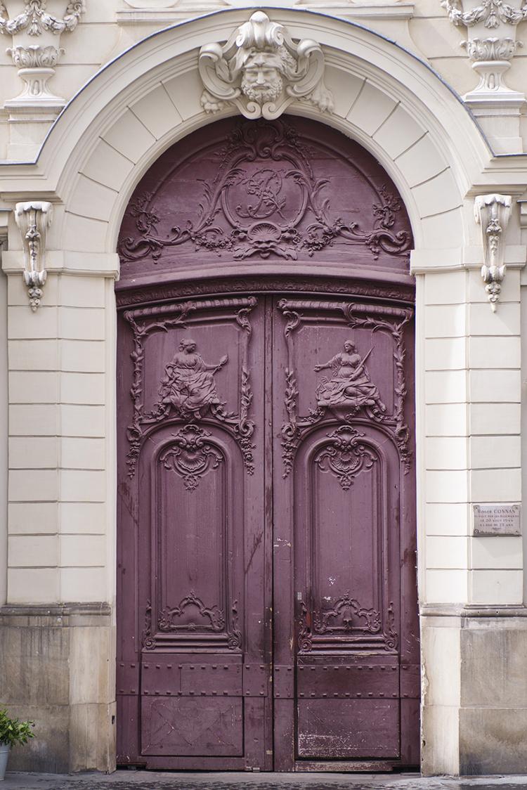 The Purple Door