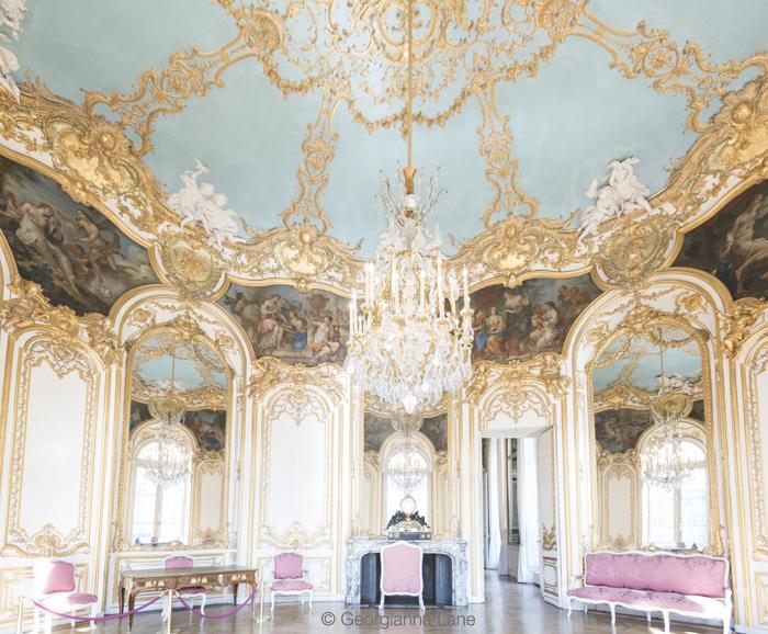Salon de la Princesse overall