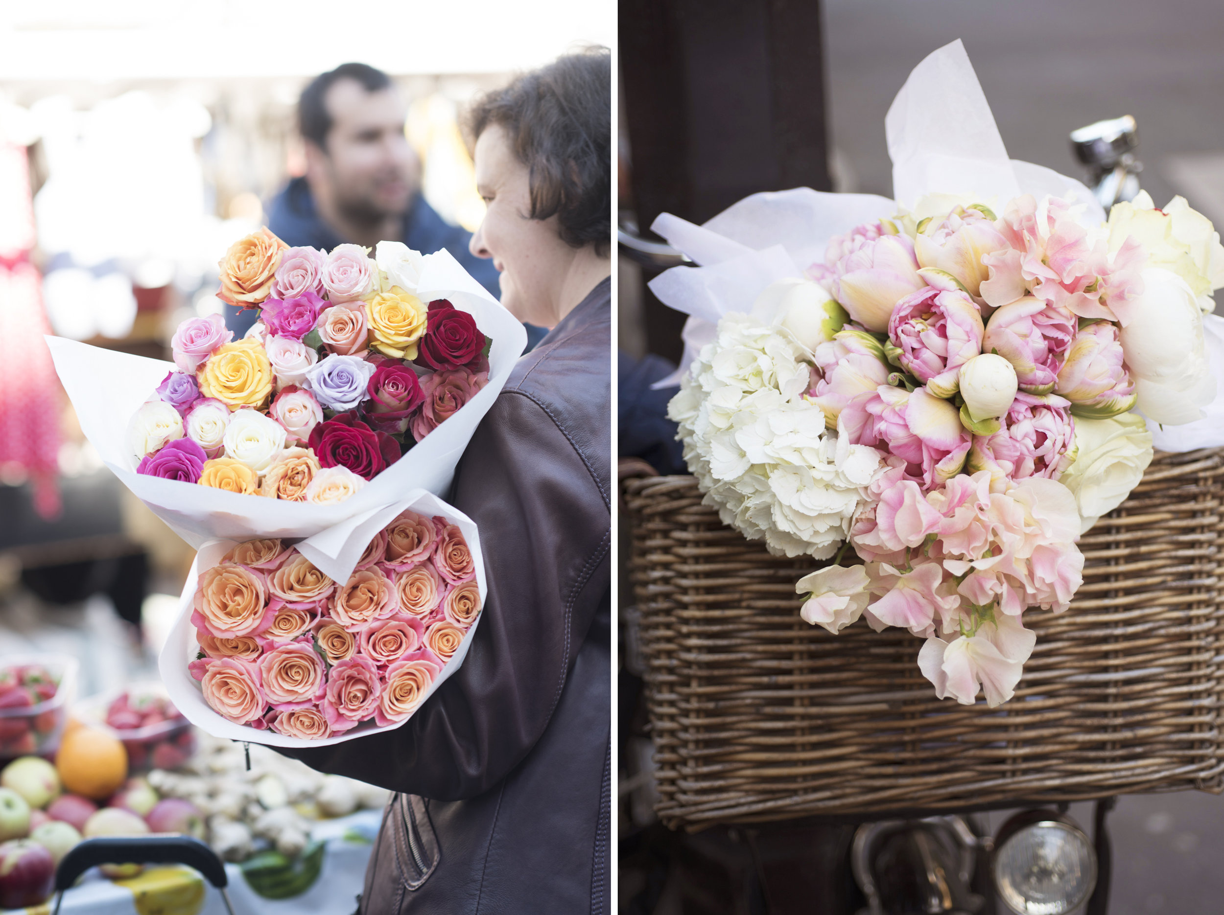 Flower Shops of Paris — Parisian Moments