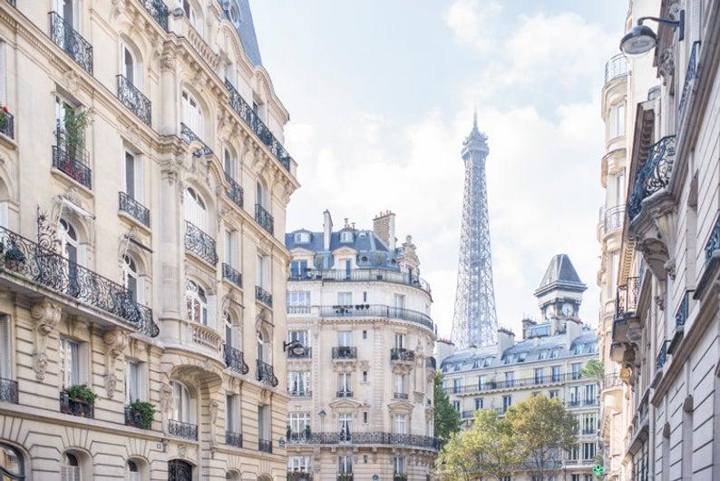 Under Paris Skies