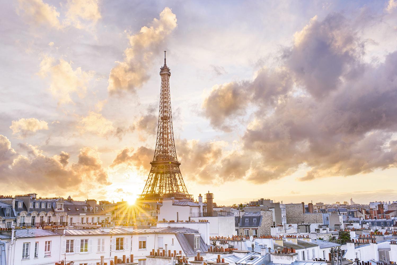 After the Storm, Paris