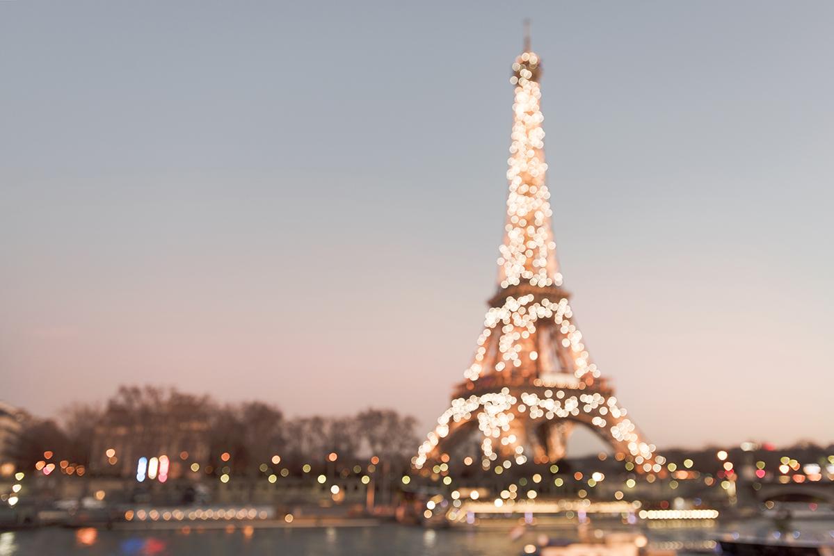 Paris When it Sparkles