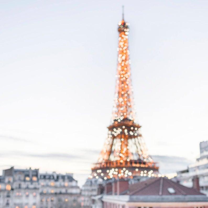 Night Magic in Paris