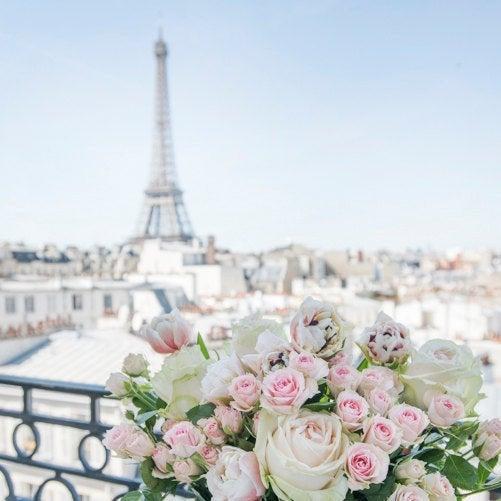 A Paris Balcony