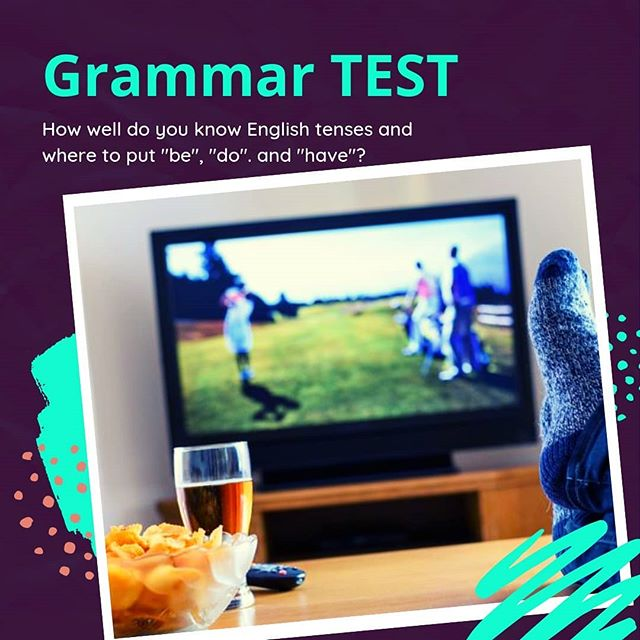 In this test, we have been inspired by Harry Potter, Sherlock Holmes and The Royal Family to make 20 questions testing your knowledge of English tenses in the English language.  We think it will be difficult, but not impossible to get 20/20!  All your answers help us to find out what are the most difficult part of English grammar is.  Link is in the bio!