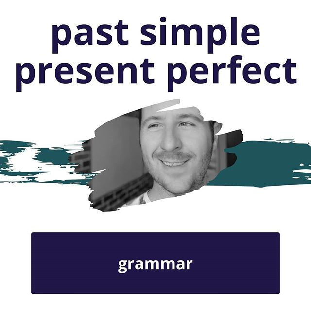 Here's a little introduction to past simple and present perfect. Enjoy #englishinminsk  #английскийвминске #английскийминск