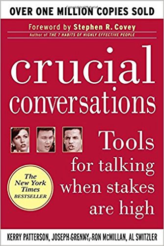 crucial conversations book review