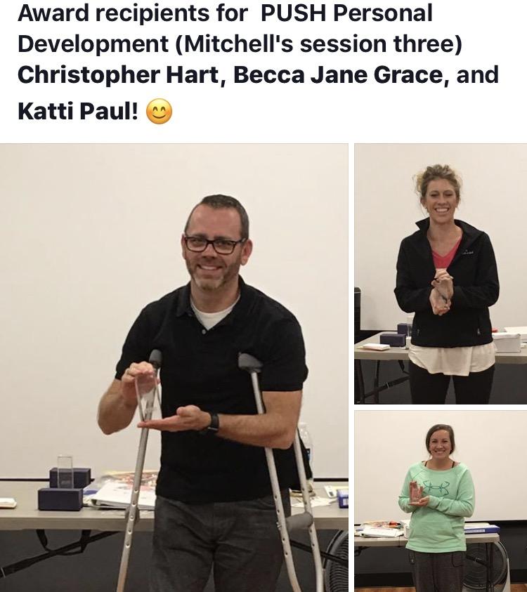 9/18 - Mitchell, SD Class