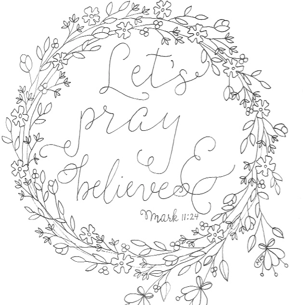 Coloring+Page+Let's+Pray+&+Believe+MRSdesigns.net+copy.png