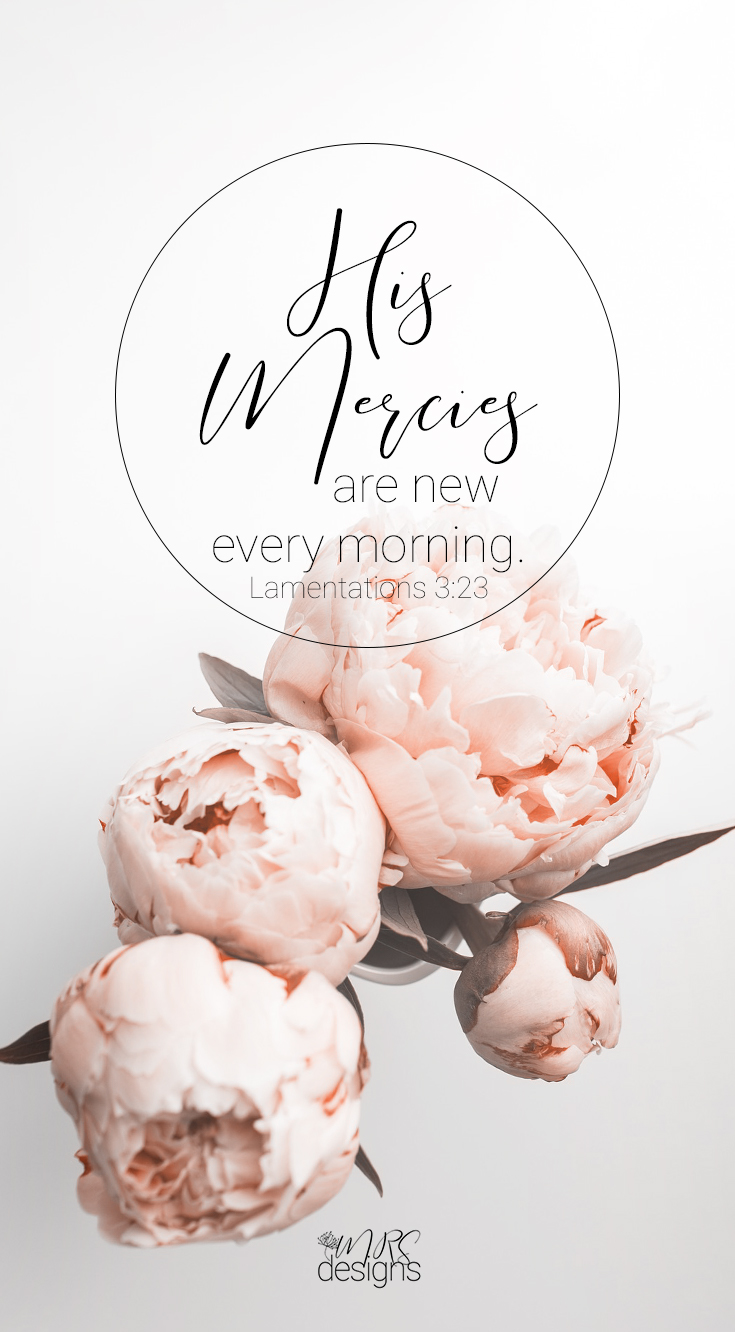 What Have You Got to Prove | His Mercies Are New Every Morning | Faith | Will of God | Christianity | Bible | Inspiration | Encouragement | MRSdesigns.jpg