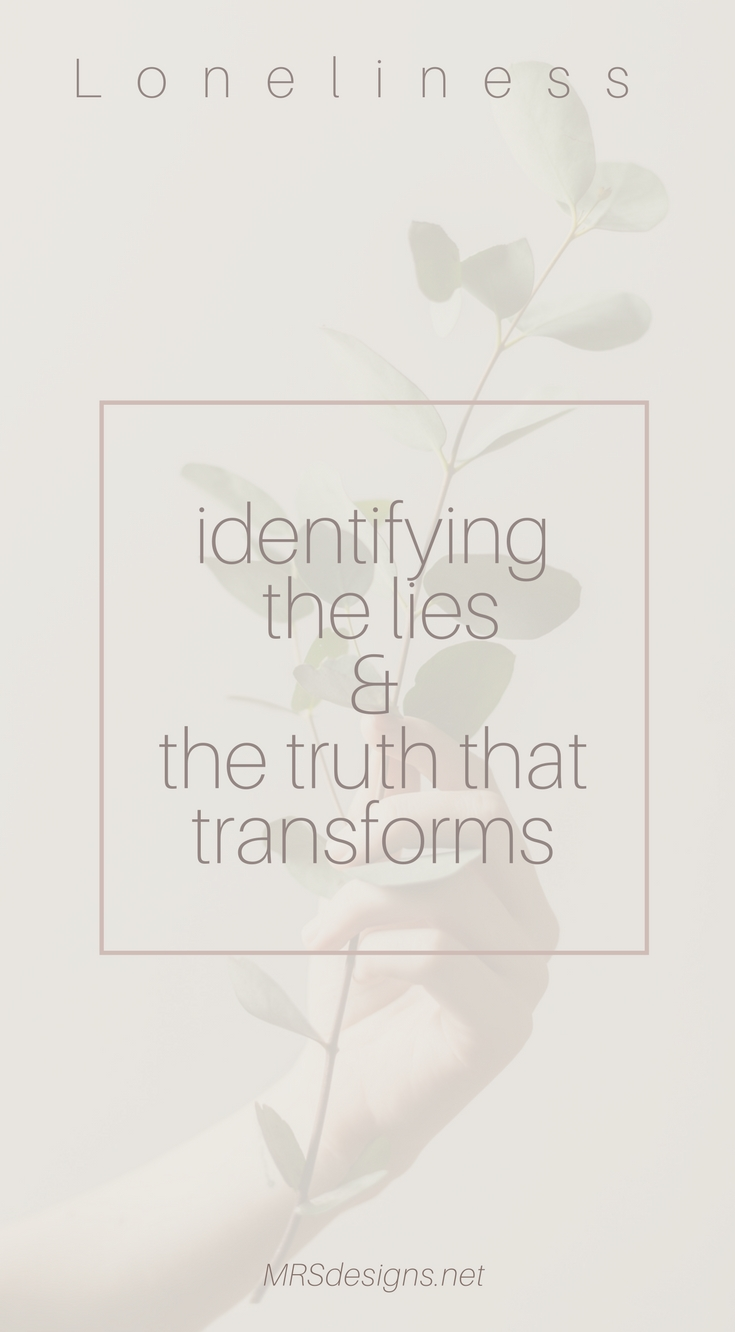 Identifying the lies and  the truth that transforms