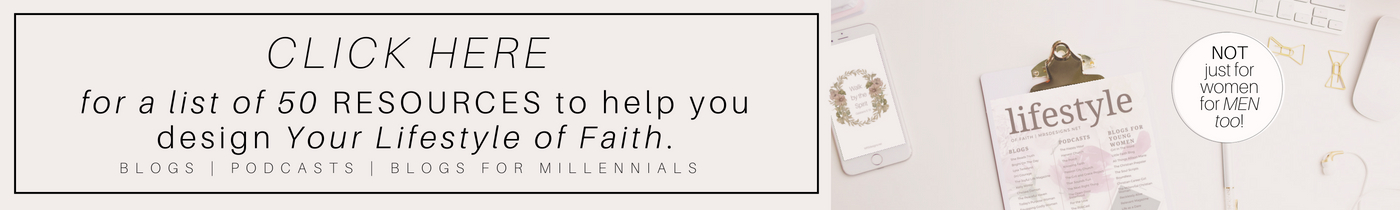 50 Resources for your lifestyle of faith MRSdesigns.net.jpg