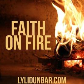Link Up Lyli Dunbar Faith on Fire