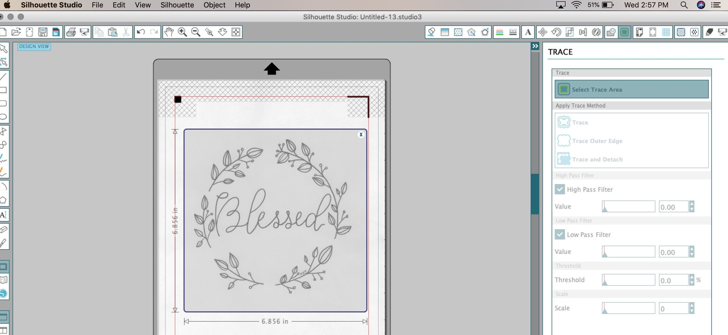 How to Use Hand Drawn Art with Silhouette or Cricut Cutting Machine MRSdesigns.net.jpg