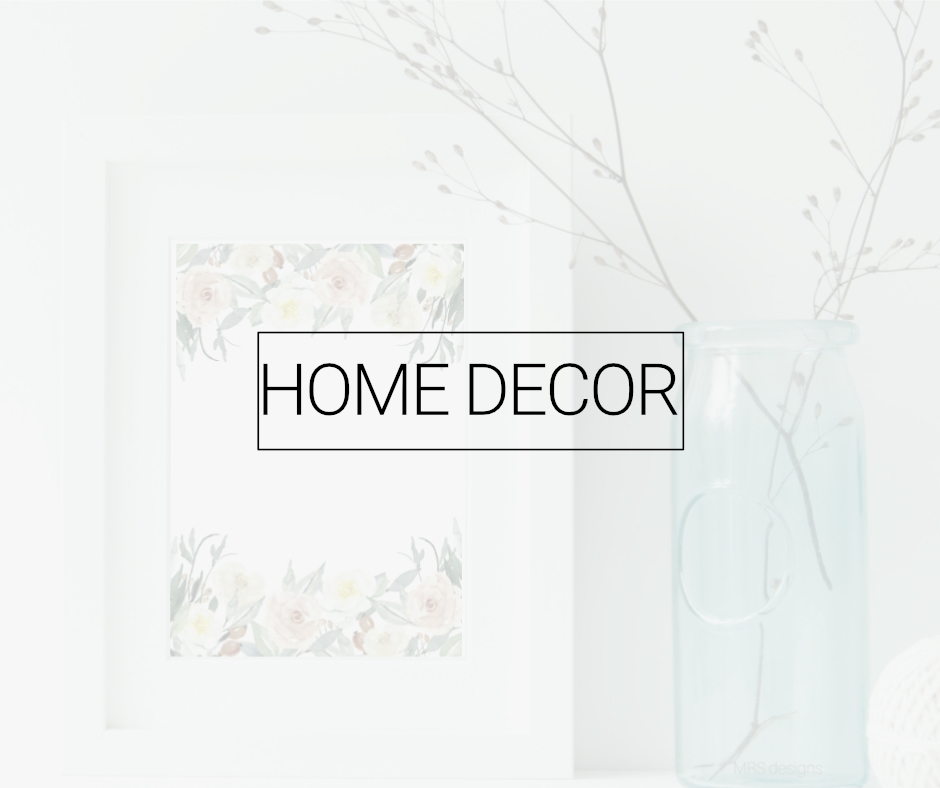 Home Decor Designing a Lifestyle