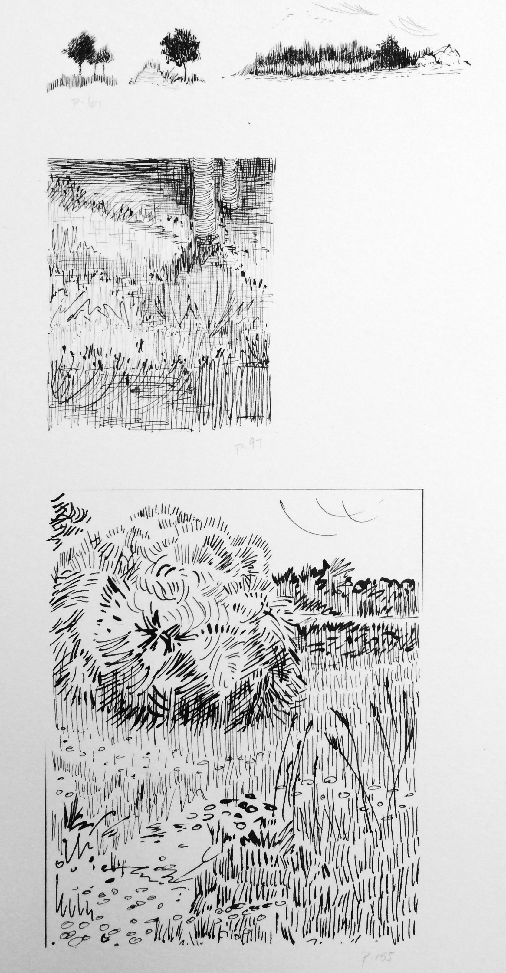Copying Van Gogh I
