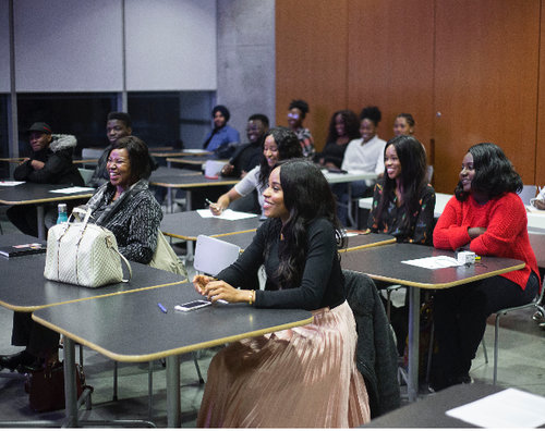 PROFESSIONAL & CAREER DEVELOPMENT  Through our panels and conferences, the African Impact Initiative makes an effort to directly impact your professional growth.