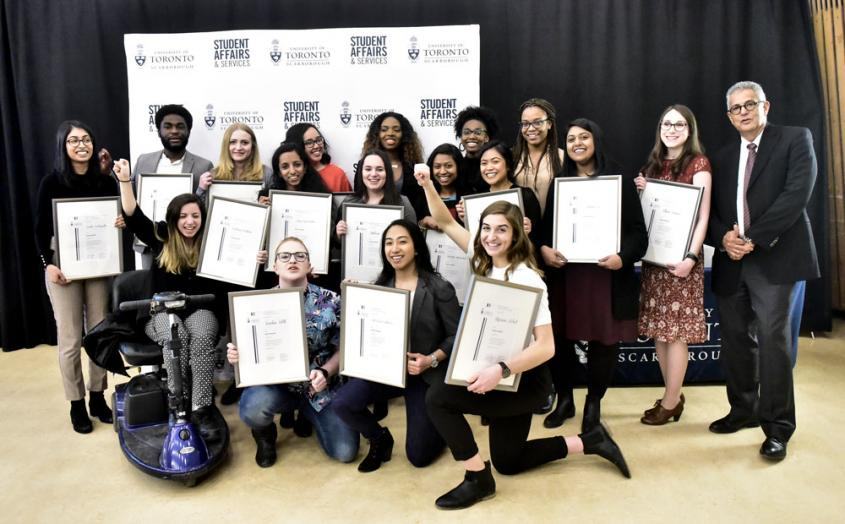 Creating professional opportunities for Africans in Scarborough earns award for international student