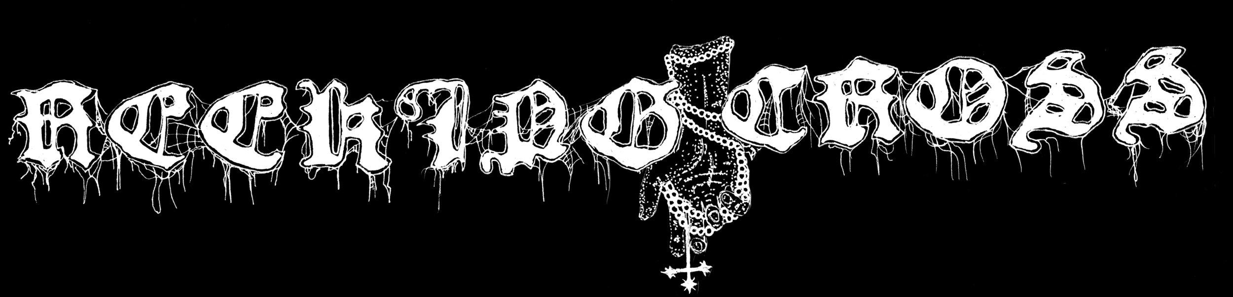Reeking Cross logo, 2017.  Listen.