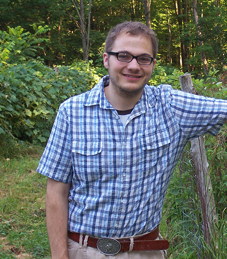 David Peck - Consulting Senior Scientist & Varroa Expert. David received his Ph.D. from Cornell in 2018. His work has focused on understanding varroa mite behavior and how naturally varroa resistant honey bee populations survive in the wild.