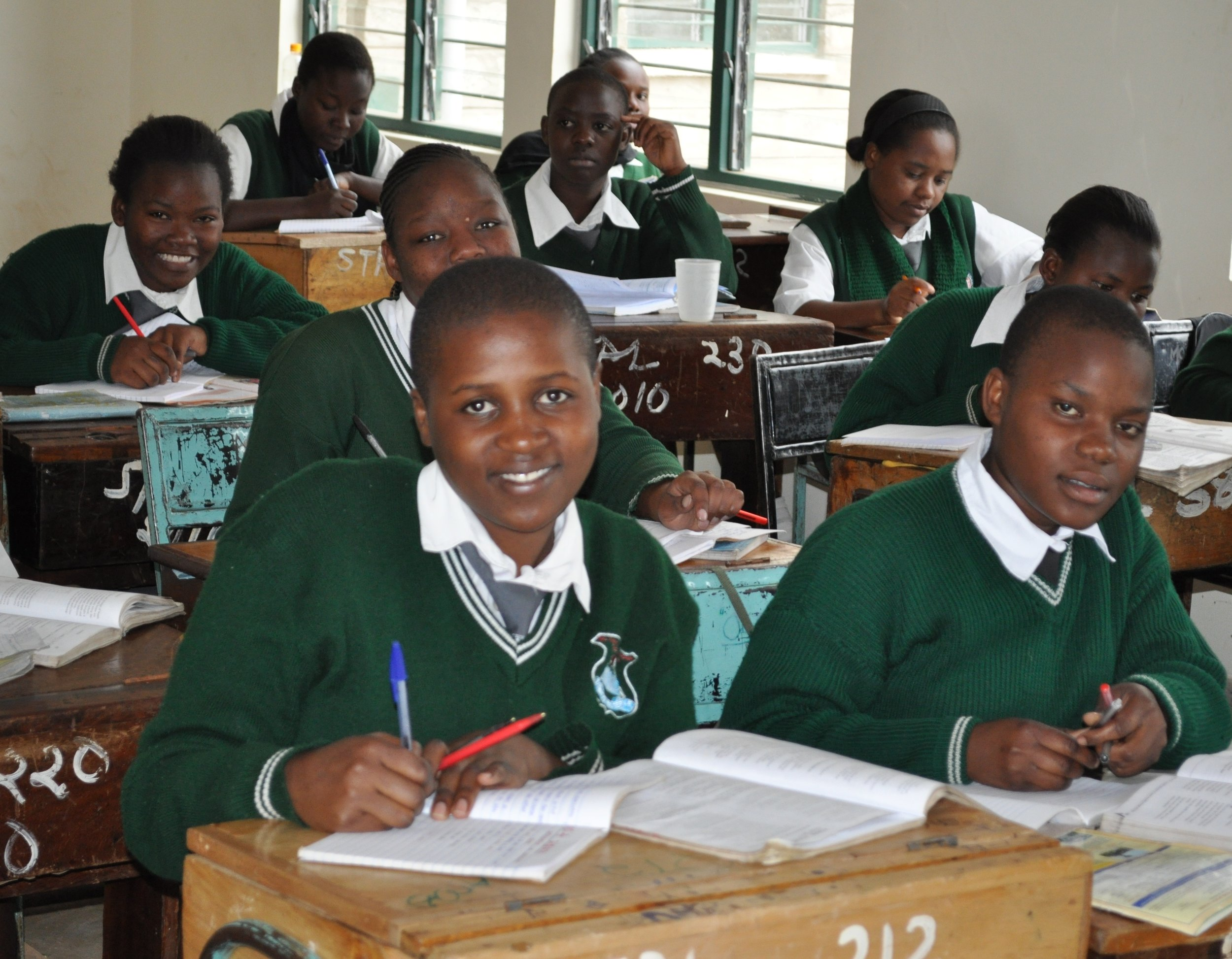 About The Foundation School Of Hope Kenya
