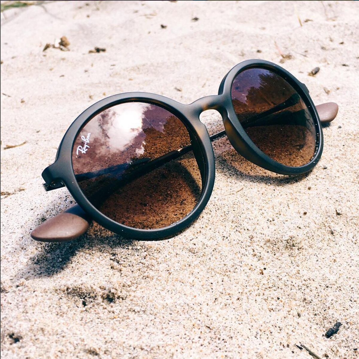 'nuff said. Tap to shop premium shades from Ray-Ban and Oakley. #summer