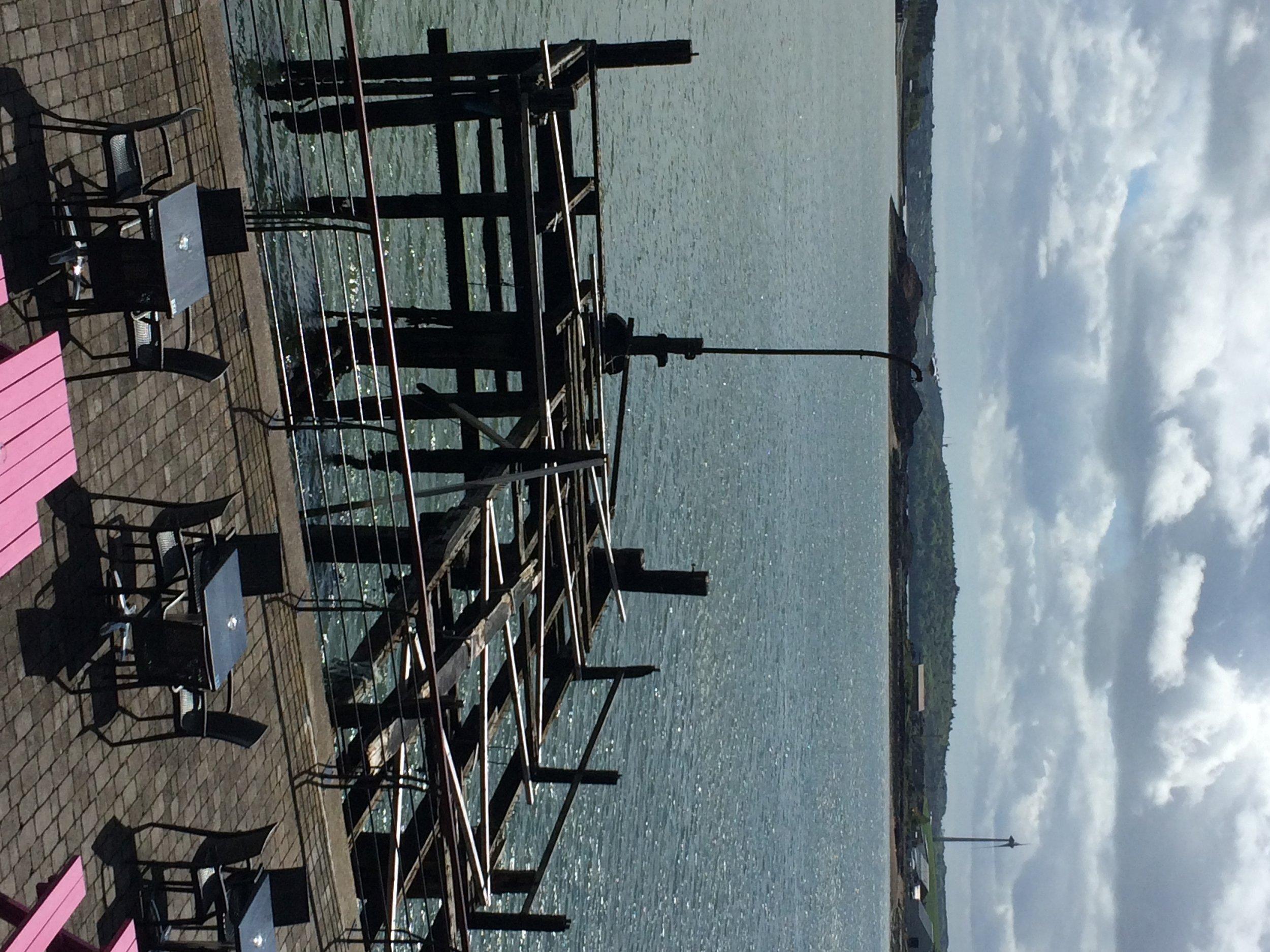 white star line pier