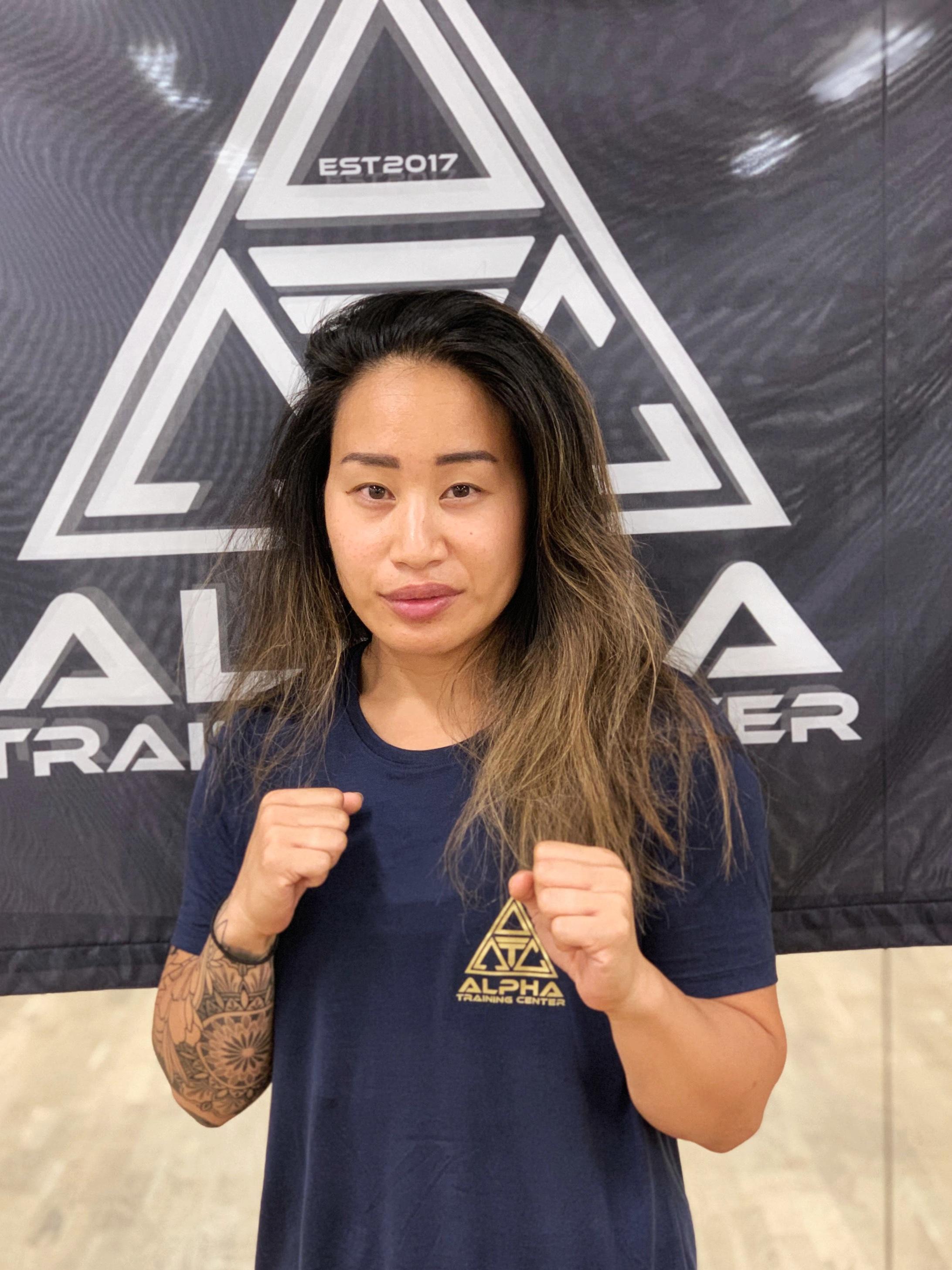 Coach Adela Alpha traning center
