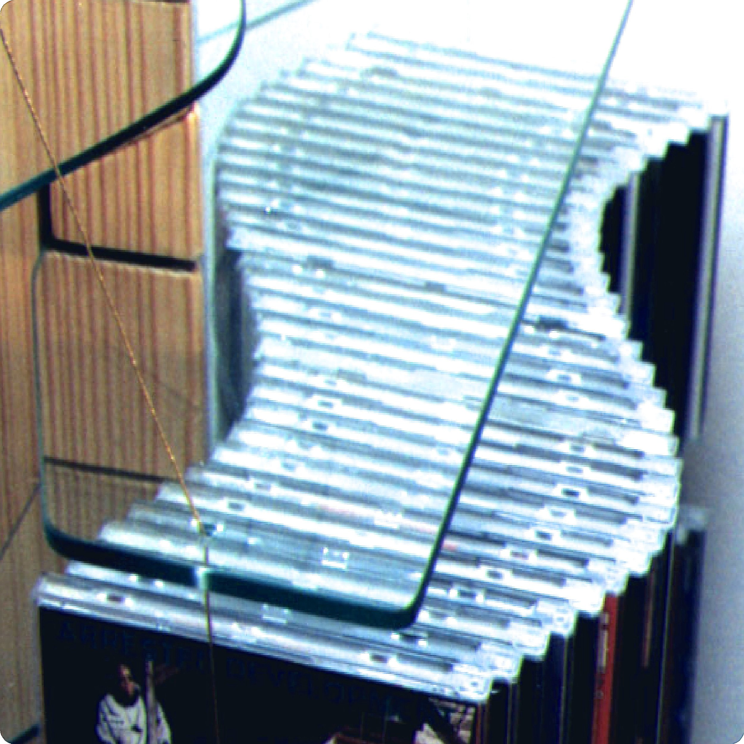 Wave CD Rack