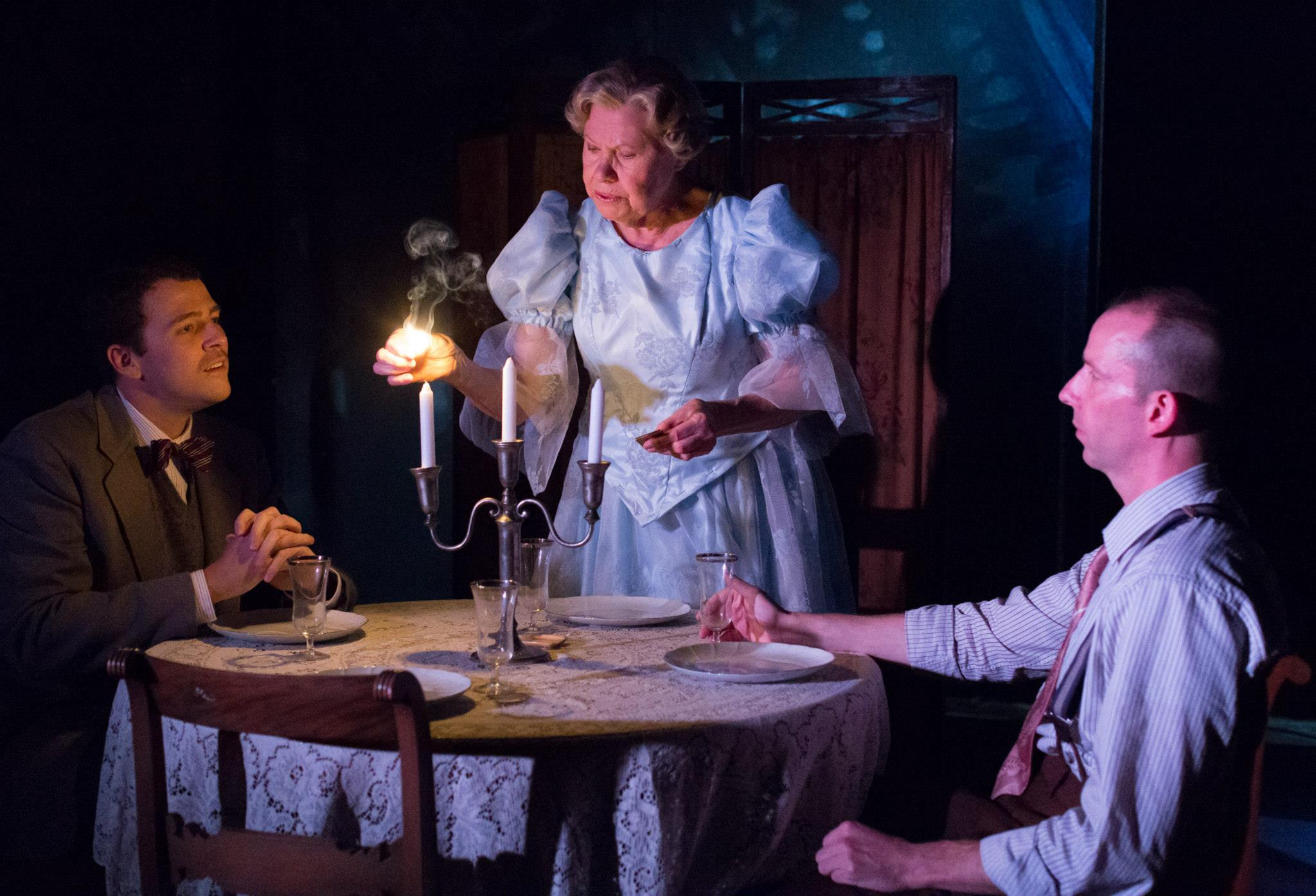 The Glass Menagerie - Act 2 Playhouse