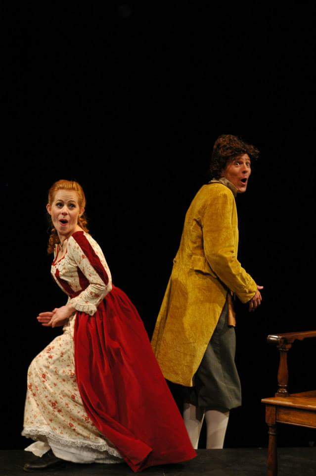 She Stoops to Conquer - Quintessence Theatre