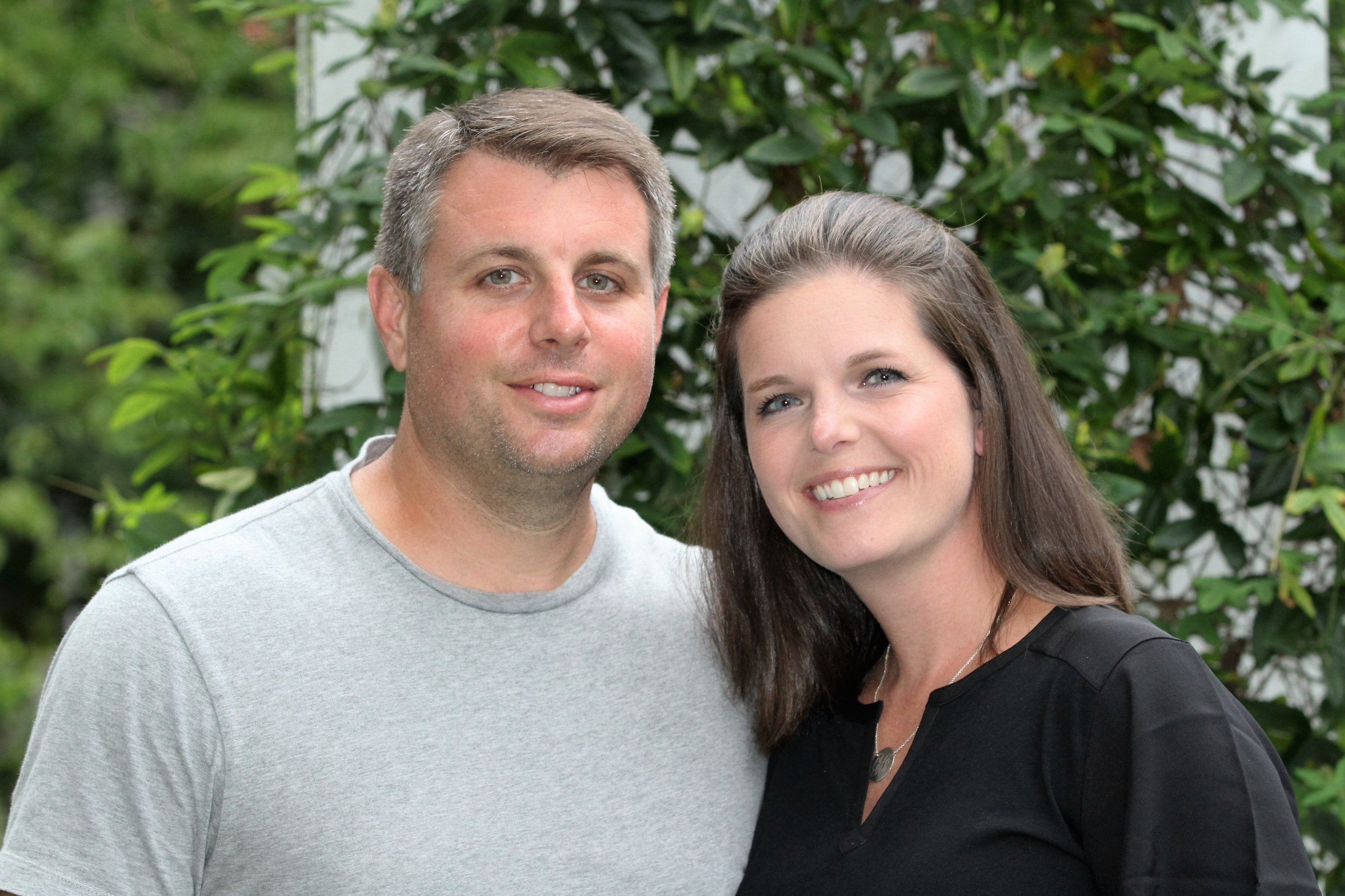 Cobblestone Property Management Team, Chad and Melissa Hammond