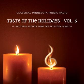 Audio CD: Taste of the Holidays, Vol. 6